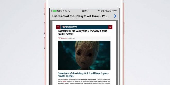 מדריך: כיצד להפוך דף אינטרנט לקובץ PDF באייפון