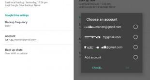 שירות חדש ב- WhatsApp: גיבוי כל השיחות בענן גוגל דרייב