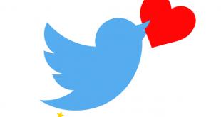 טוויטר מתחדשת: לבבות מנצנצים במקום הכוכבים