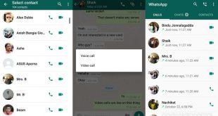 חדש באפליקציית WhatsApp: שיחות וידאו לבעלי אנדרואיד בגרסת בטא